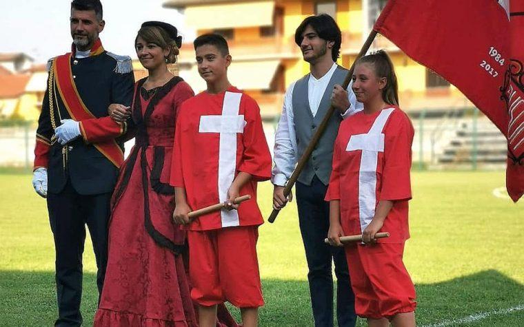 IL PALIO DEI RAGAZZI 2019 SI TINGE DI BIANCO E ROSSO: VINCE IL CRUSON